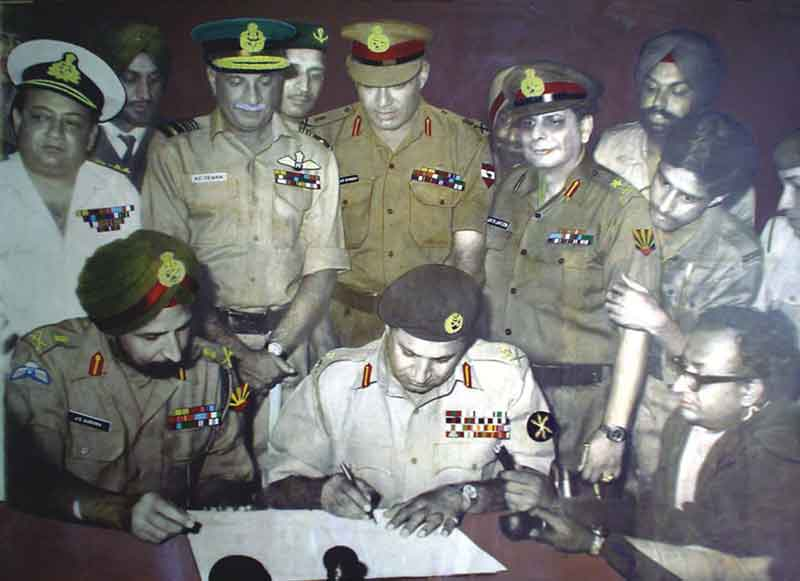 Pakistan's 1971 War Debacle: A Bengali Judge's Report lies Buried with Little Accountability