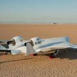 Boeing Completes X-48C Test Flight