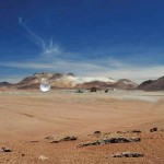 Radio Telescope Opens Eye on Universe