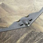 The Strategic Bomber of Tomorrow: Stealth Spells Success