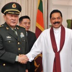 Chinese defence minister's visit to Sri Lanka: an Indian perspective