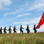 'Active Defence': China's Body Language is Aggressive