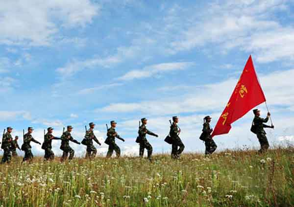 What is Chinese Military thinking?