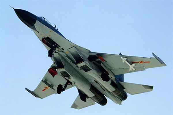 Chinese Air Force way ahead of IAF - Indian Defence Review