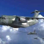 Cobham provide Passenger Audio Systems for Embraer KC-390 Military Transport Aircraft