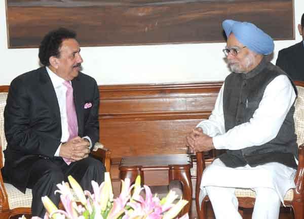 Rehman Malik's visit: Going by the script