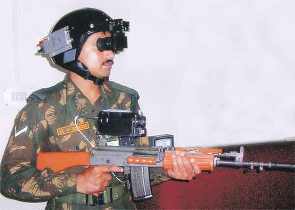 Modernisation of the indian infantry indian defence review pertain to drdos f insas future infantry soldier as a system altavistaventures Images