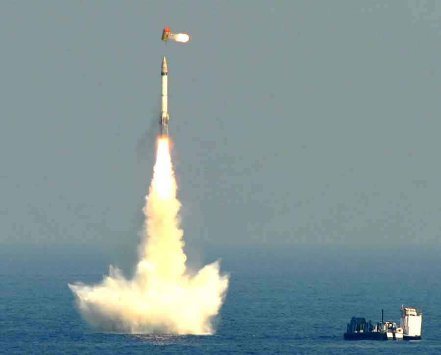 the inside story of slbm k15 indian defence review