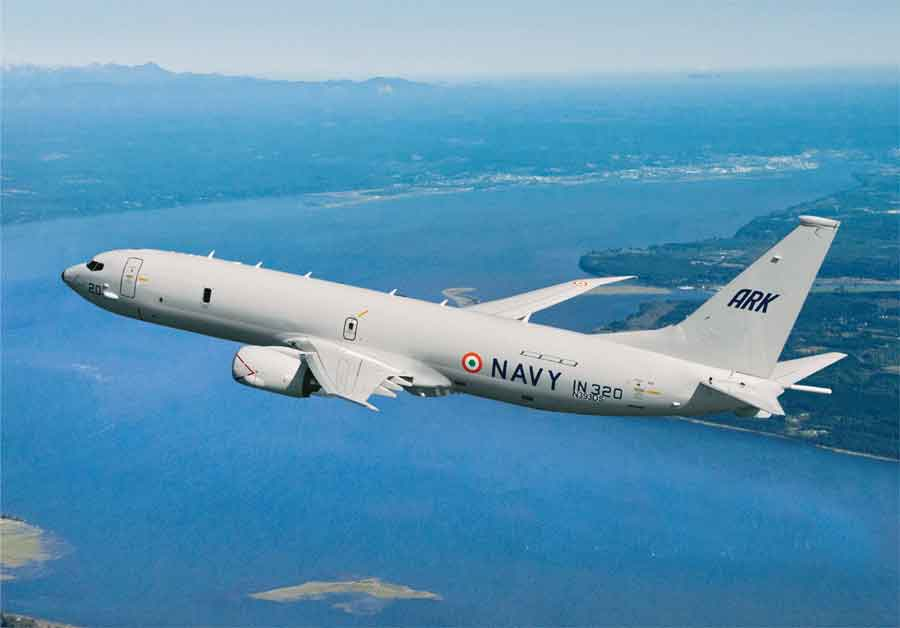 Image result for P-8I Aircraft: 21st Century Maritime Security for the Indian Navy