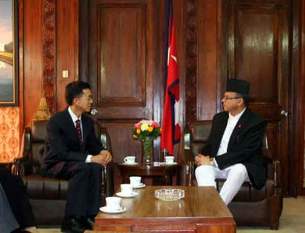 Nepal invaded by China, for India's good?