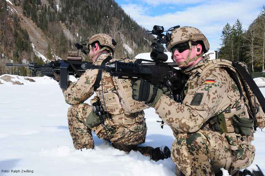 Rheinmetall Future Soldier On The March Indian Defence