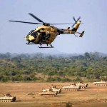 Saab receives follow-on orders for Self-protection Systems for ALH Dhruv