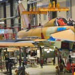 Cassidian produces the world's most advanced Eurofighter