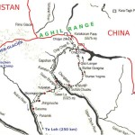 Have Indian troops abandoned Indian territory?