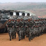 China beefing up its military muscle to counter US threat