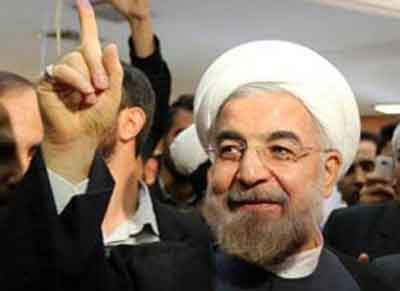 New Iran Prez can't do wonders