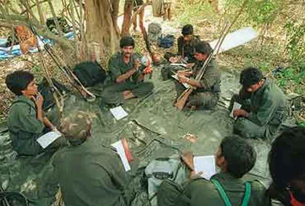 maoism in india History of naxalism by july 1948, 2,500 villages in the south were organised into 'communes' as part of a peasant movement which came to be known as telangana struggle india updated: dec 15, 2005.