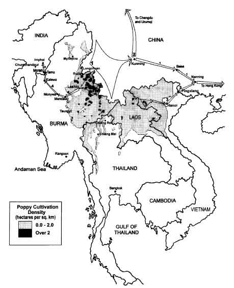 insight into myanmar indian defence review Map of Burma during WW2 eastern