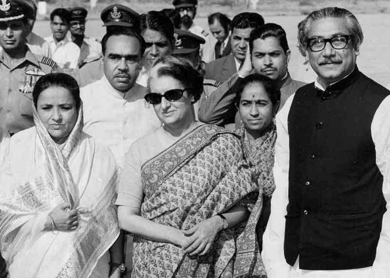 1975 Bangladesh coup: What India knew