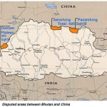 New Chinese Claims in Bhutan Target India