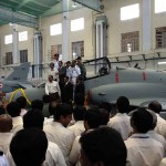 Indian Navy receives first Hawk Trainer Jet