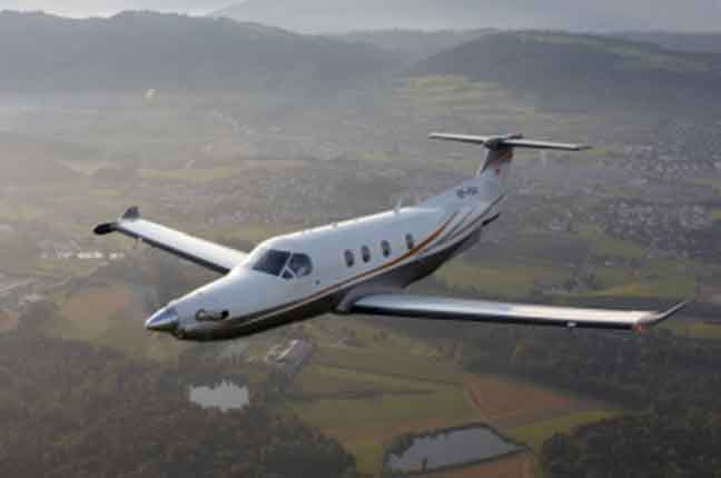 Flying Doctors Take Off In India With Pilatus Pc 12