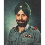Dauntless and Born Leader of Men in Crisis – L/Nk Karam Singh