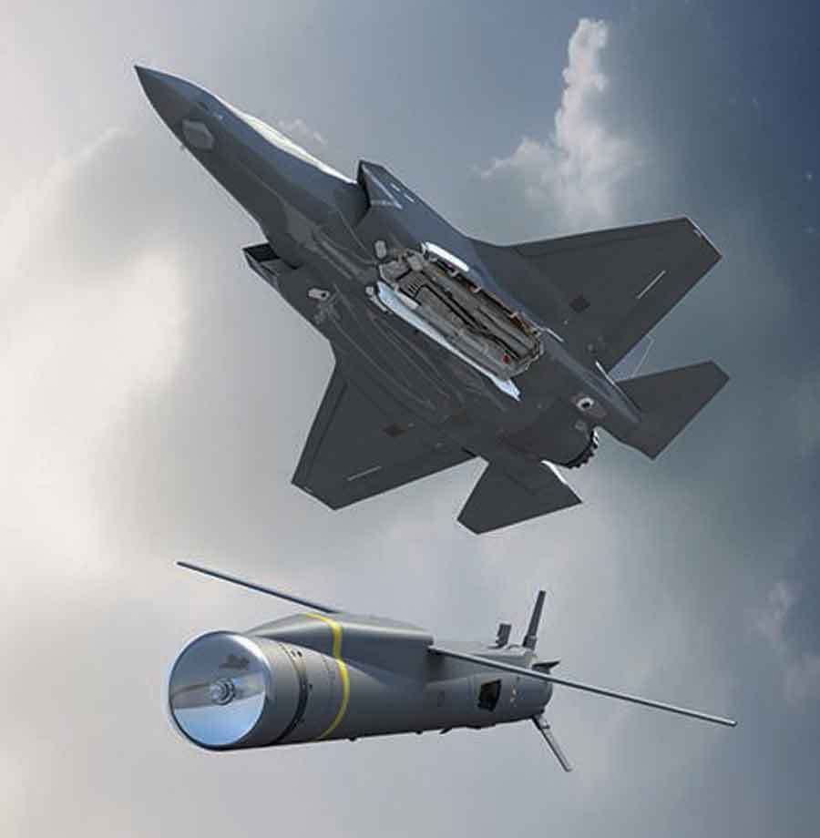 MBDA pitch a European weapons option for F-35 JSF - Indian