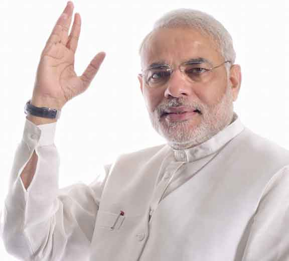 What is Modi's strategic vision?