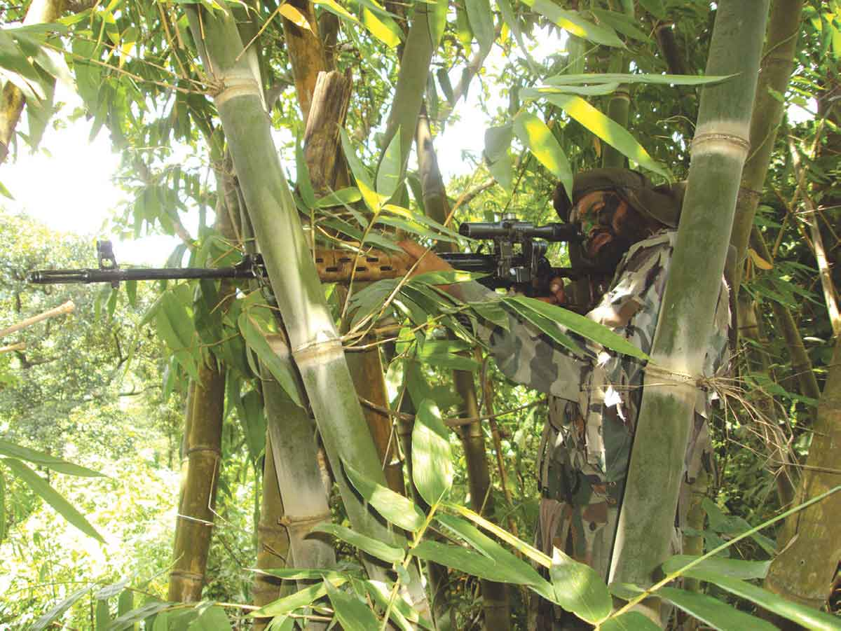 Factor of legitimacy in use of force in countering insurgency