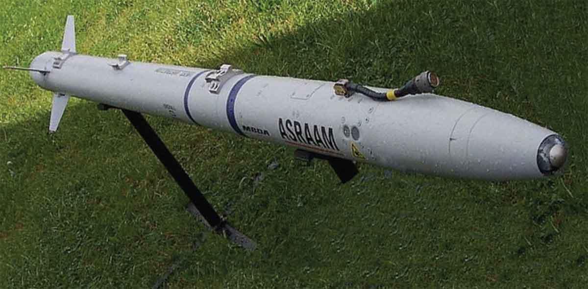 GreenDef: DRDO MBDA Agreement Soon on Short Range Missile