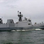 Indigenously Built Stealth Frigate Ship INS Sahyadri reached USA to participate Ex RIMPAC