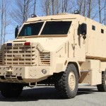 Lenco announces successful Blast Test of BEAR Troop Transport Armored Vehicle
