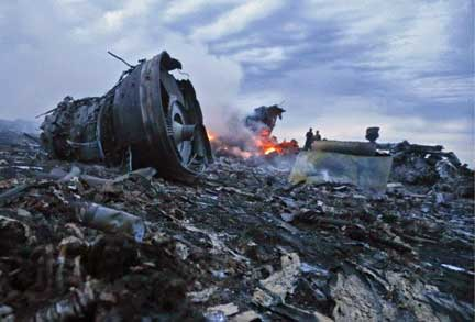 US has to see its role in MH17