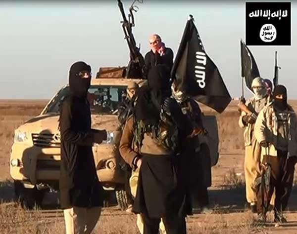 Combating ISIS: World should push aside vested interests