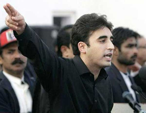 Bilawal's rant for 'Kashmir' is his passport for Security in Pakistan?