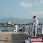 Rear Admiral Ajendra Bahadur Singh takes over as Eastern Fleet Commander