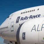 Rolls-Royce advance and Ultrafan CTi Fan Blade flies for the first time