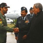 Defence Minister visits Hindan Air Base