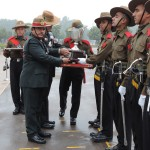 New Batch of Soldiers Pass Out from 39 Gorkha Training Centre, Varanasi