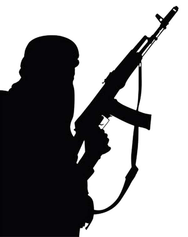 Remain aware and upfront about terrorist intentions in J&K