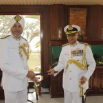 Vice Admiral Sunil Lanba takes over Commander-in-Chief of Southern Naval Command