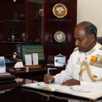 Vice Admiral P Murugesan, AVSM, VSM assumes charge as Vice Chief of Naval...