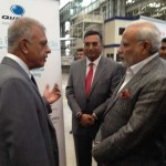 QuEST Global Leadership team meets Narendra Modi on the sidelines of his...