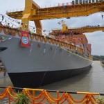 'Kavaratti' - Fourth Ship of Project–28 (Anti Submarine Warfare Corvette)
