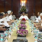 Manohar Parrikar asks Shipyards to Compress Delivery Schedules of Warships
