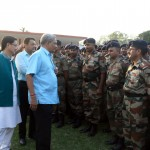Defence Minister, Manohar Parrikar reviews Operational Preparedness in North East