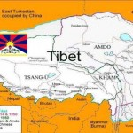 What will happen if India recognizes Tibet?