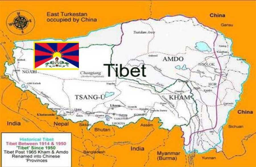 The Tibet Issue A Troubled Neighbourhood Indian Defence Review