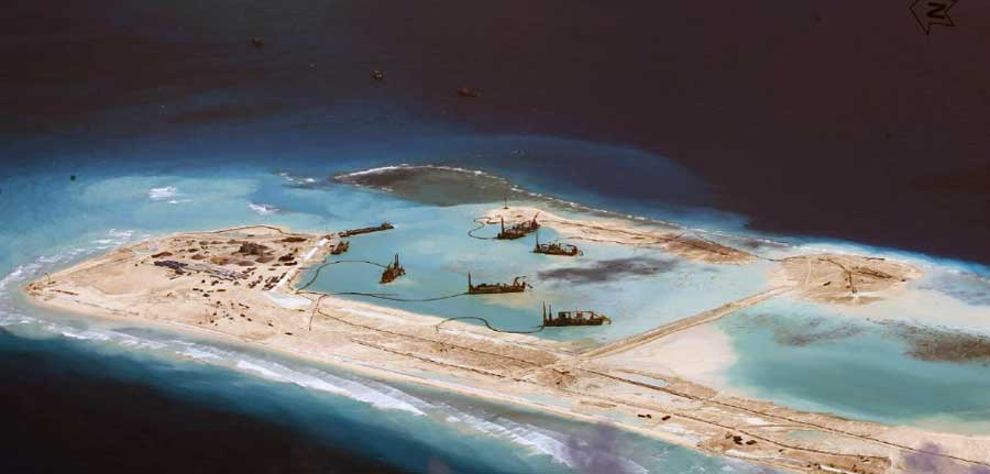 The Escalating South China Sea Dispute - Lessons for India